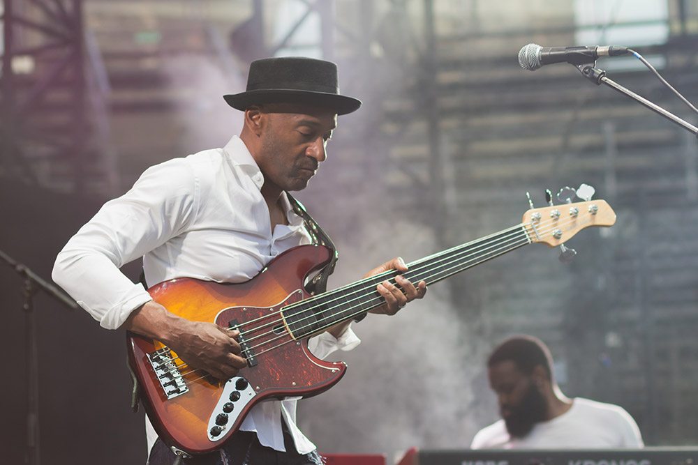 Marcus Miller in France